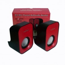 Speaker Mini Aktif Usb Komputer ADVANCE Duo