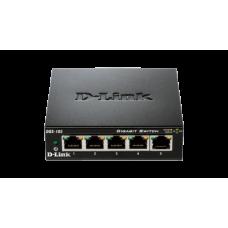 Switch Hub D-Link 5‑Port Gigabit Desktop Switch DGS‑105