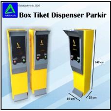 Box Tiket Dispenser Parkir