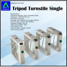 Bridge Tripod Turnstile Two Way