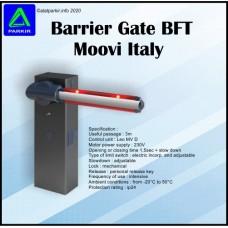 Barrier Gate BFT Moovi Italy