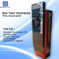 Box Tiket Dispenser