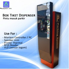 Box Tiket Dispenser