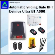 Sliding Gate BFT Deimos Ultra BT A600 Pintu Pagar Otomatis