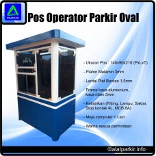 Pos Parkir Oval AP155
