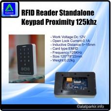 RFID EM ID Keypad - 125 KHz Standalone Access Control LF