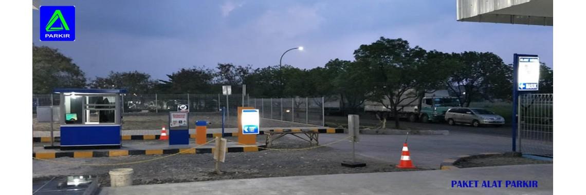 Paket Alat Parkir
