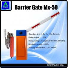 Barier Gate MX-50 1.0s