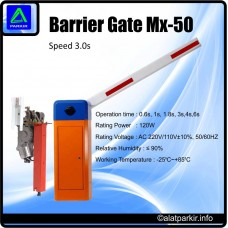 Barier Gate MX-50 3.0s