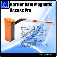 Barrier Gate Access Pro AP101