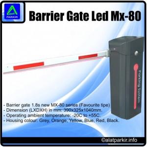 Barrier Gate MX-80