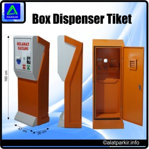 Tiket Dispenser AP157