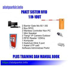 Paket Sistem RFID