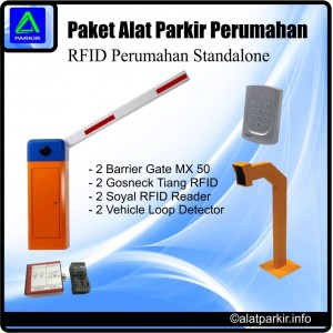 Paket Portal Perumahan RFID